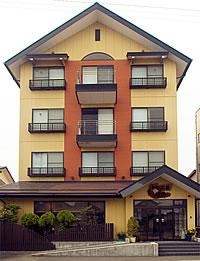 トモエ屋旅館外観